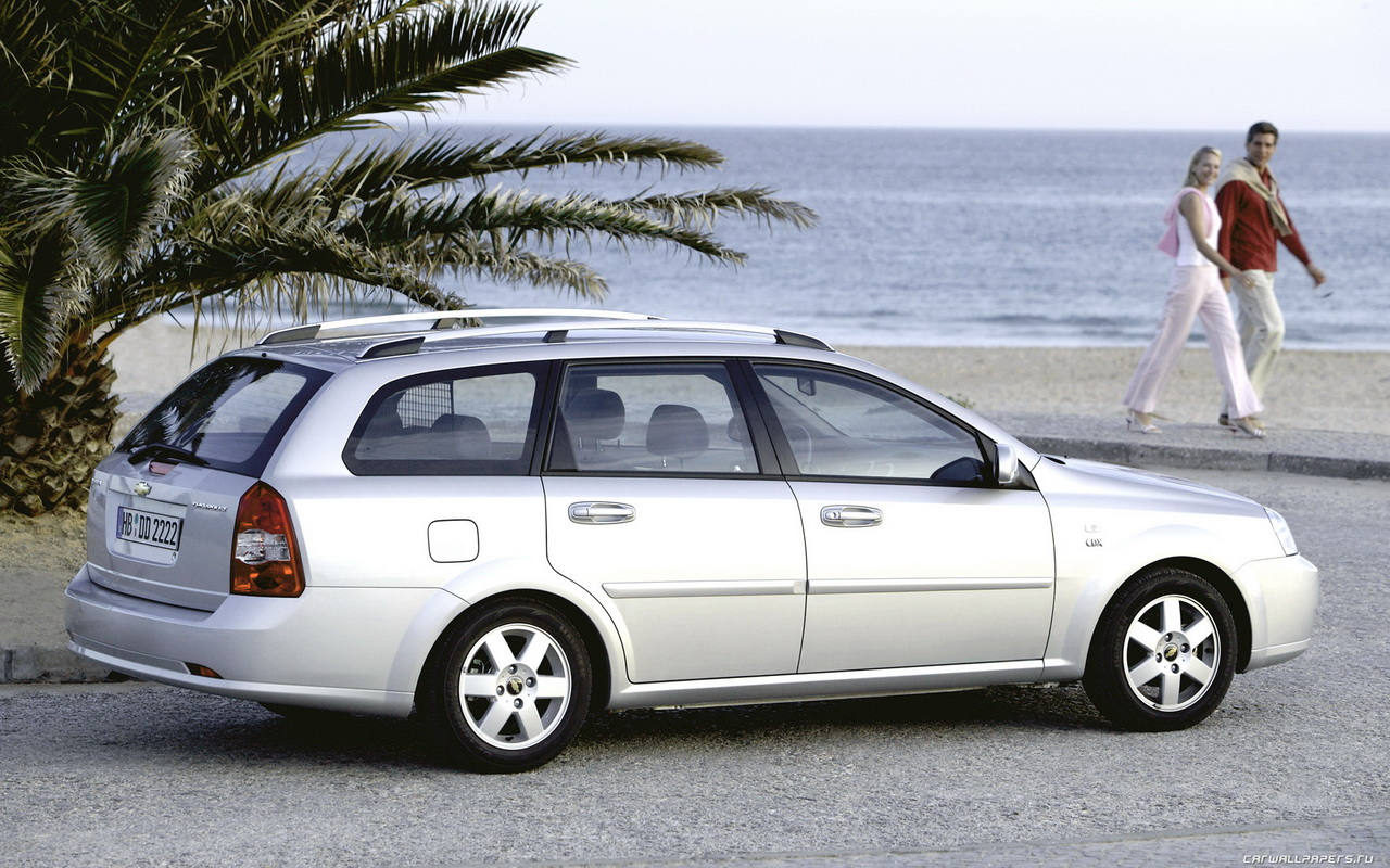 chevrolet nubira station wagon 2014 #6