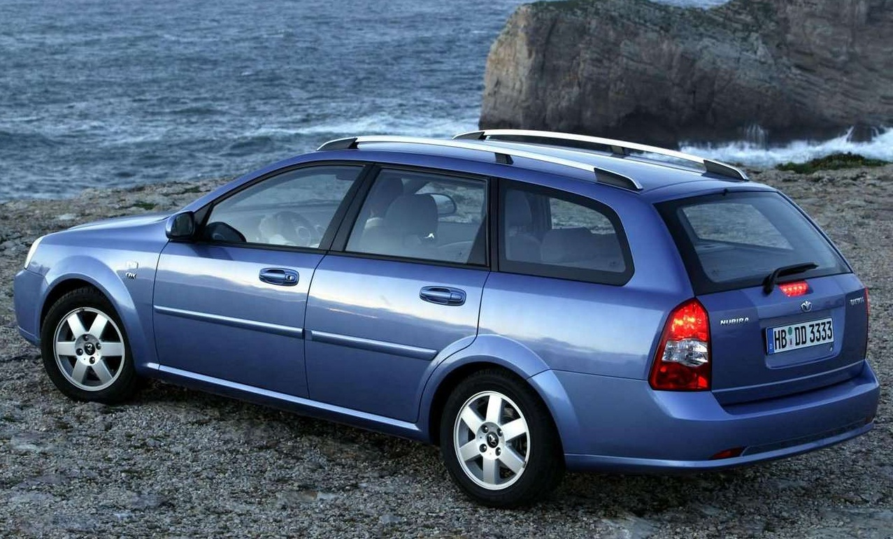 chevrolet nubira station wagon 2014 wallpaper #5