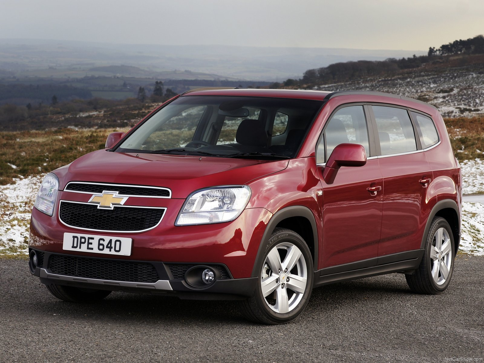 chevrolet orlando wallpaper #5