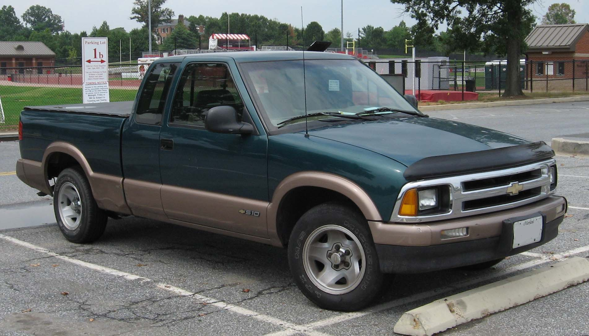 Image Gallery 2007 S10 Pickup