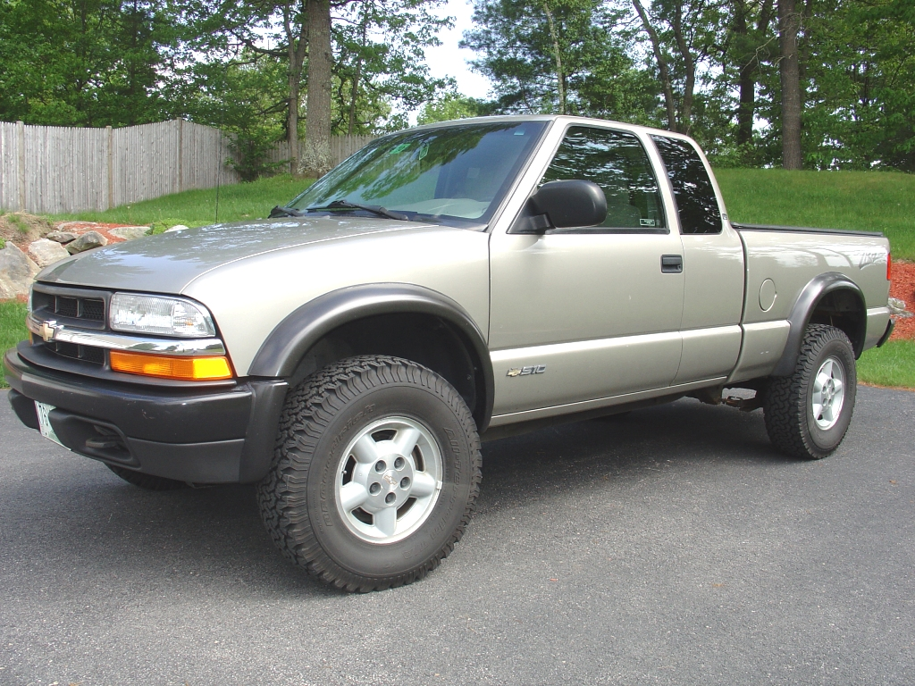 All Chevy 97 chevy s10 specs : All Chevy » 2000 Chevy S-10 - Old Chevy Photos Collection, All ...