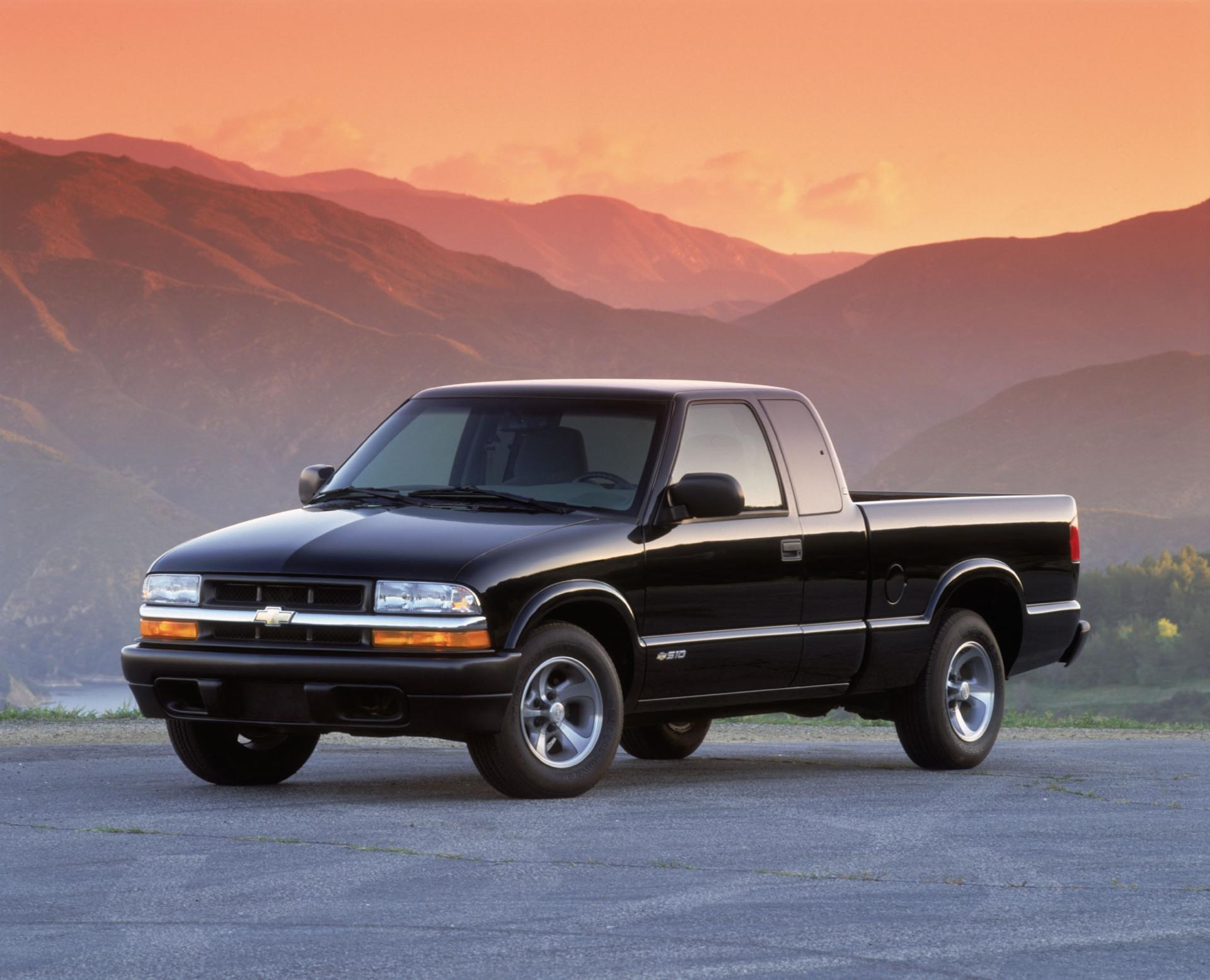 chevrolet s-10 pickup 2001 pictures