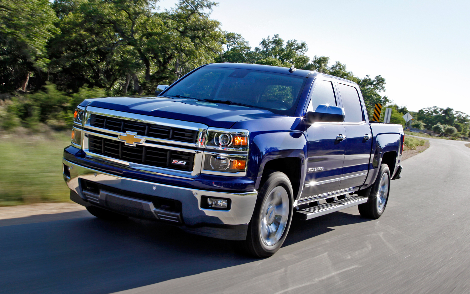 chevrolet silverado wallpaper #9