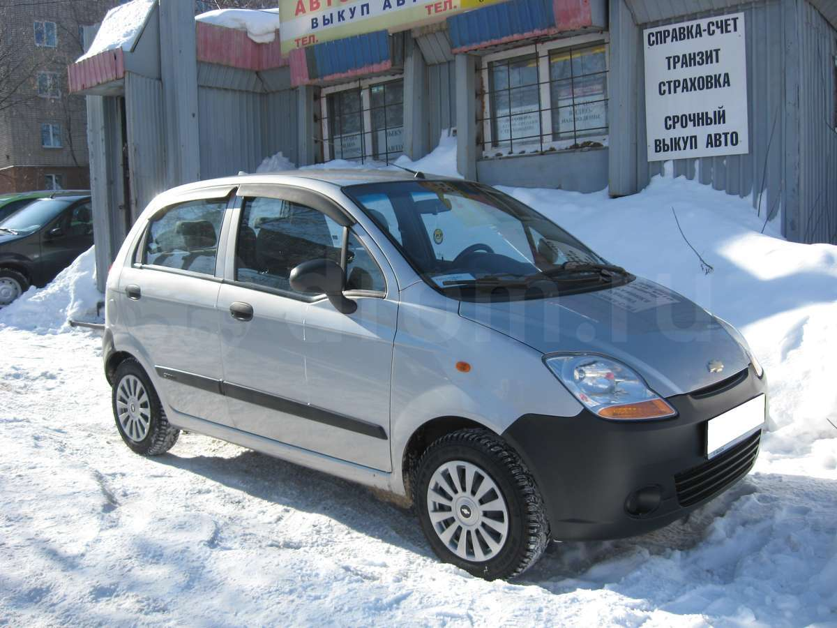 2006 Chevrolet Spark – pictures, information and specs ...