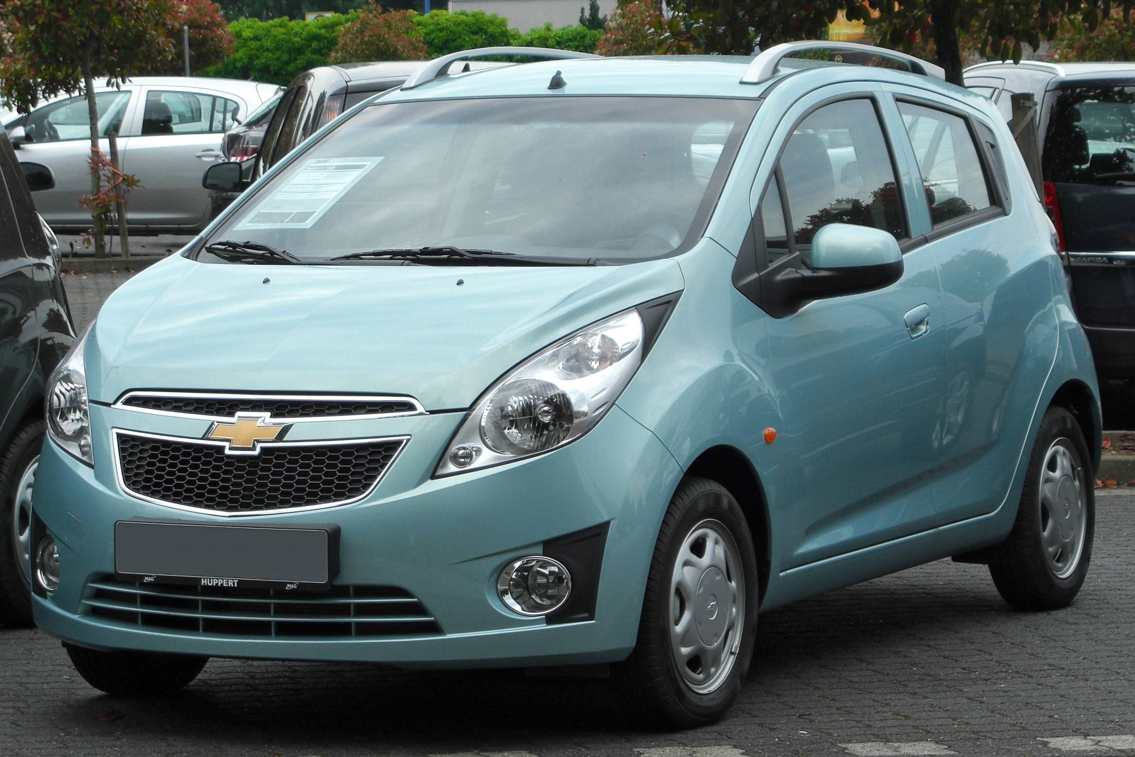 2008 Chevrolet Spark Pictures Information And Specs Auto