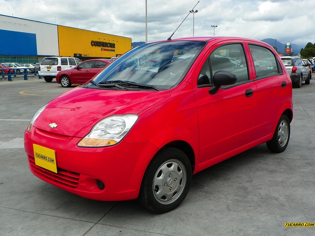 2008 Chevrolet Spark – pictures, information and specs ...