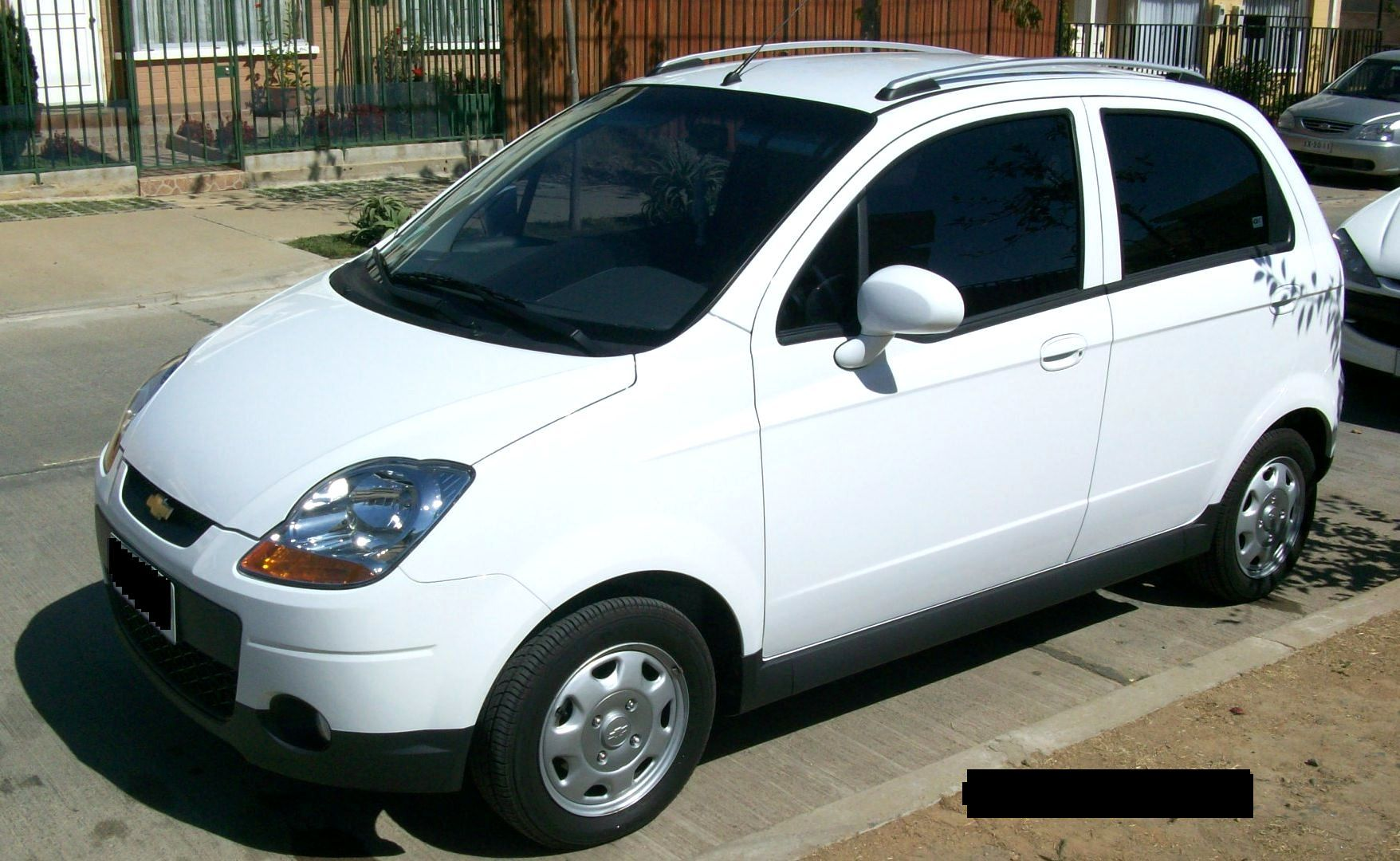 2009 Chevrolet Spark Pictures Information And Specs