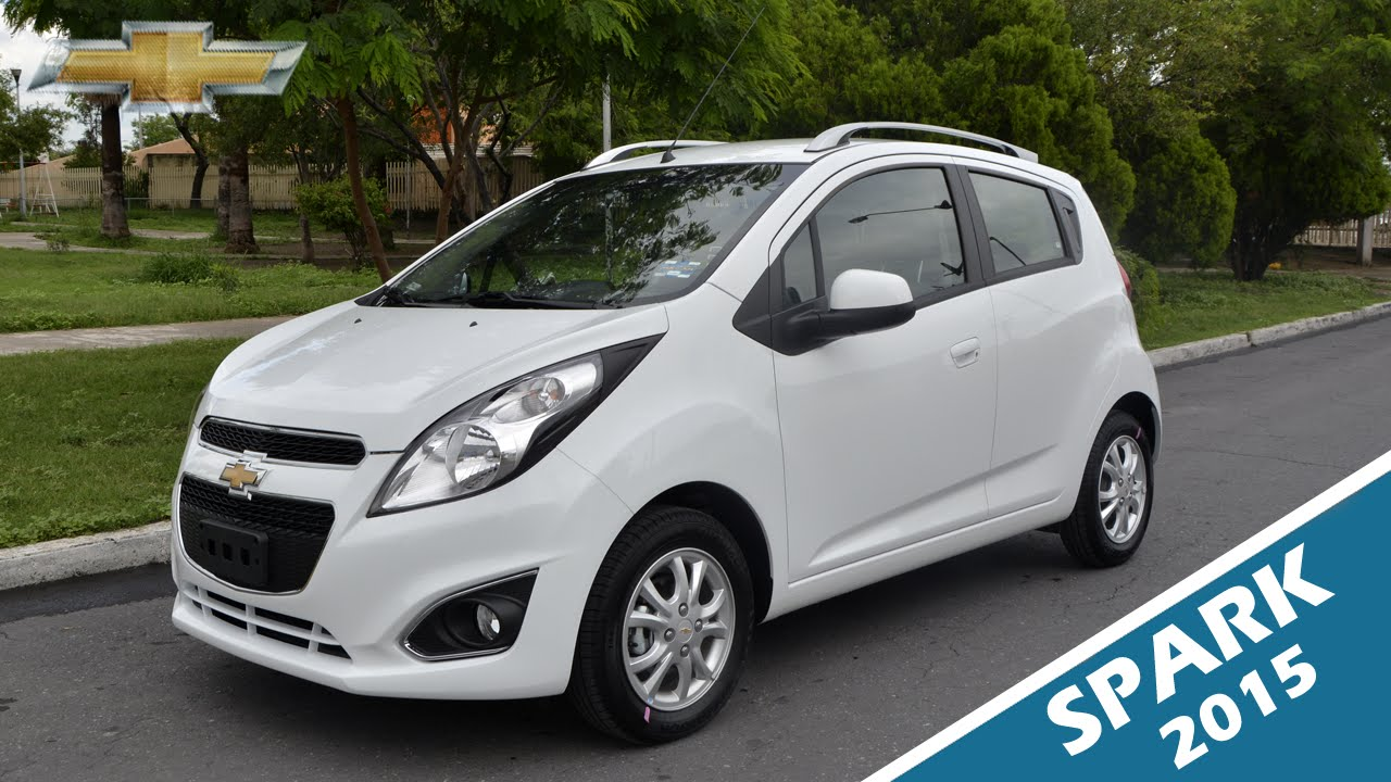 Chevrolet Spark 2015 Wallpaper Auto Database Com