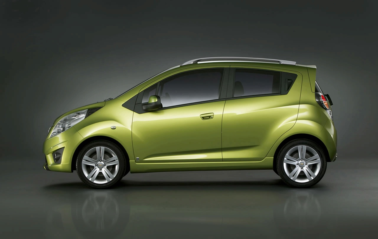 Chevrolet Spark – pictures, information and specs - Auto-Database.com