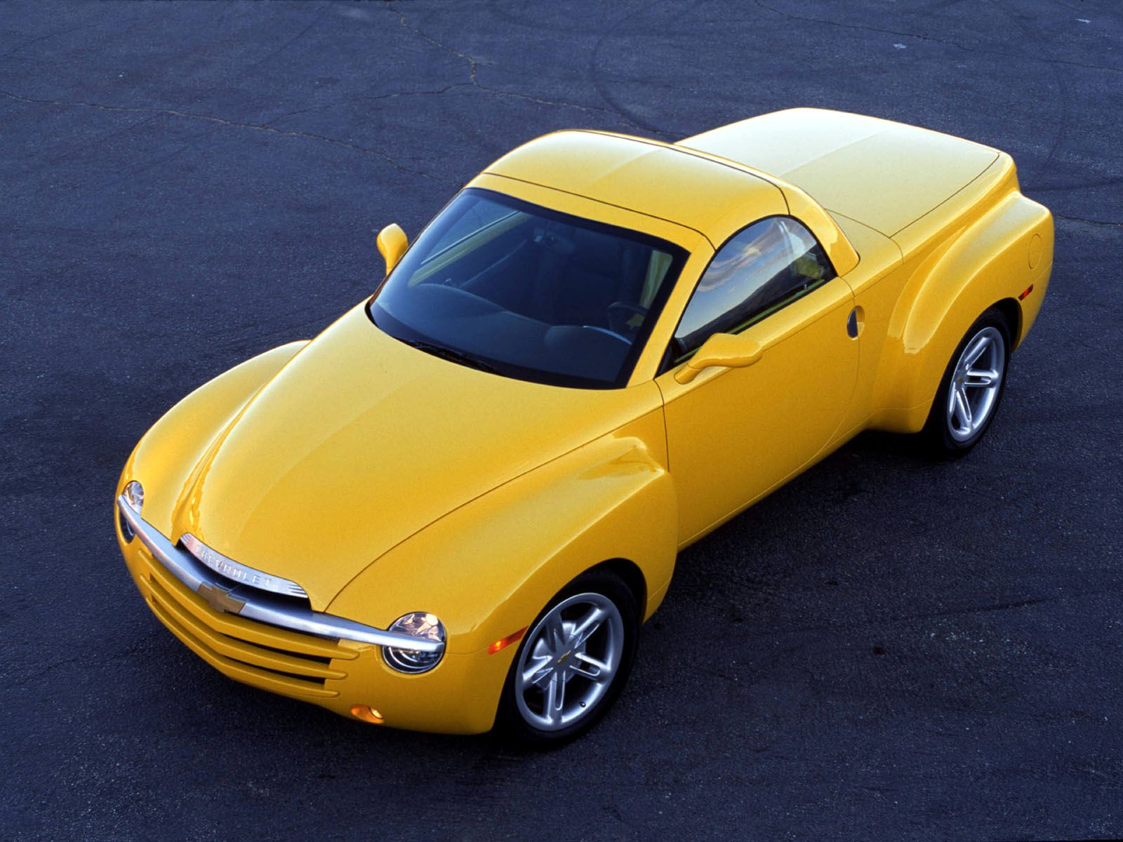 chevrolet ssr pictures