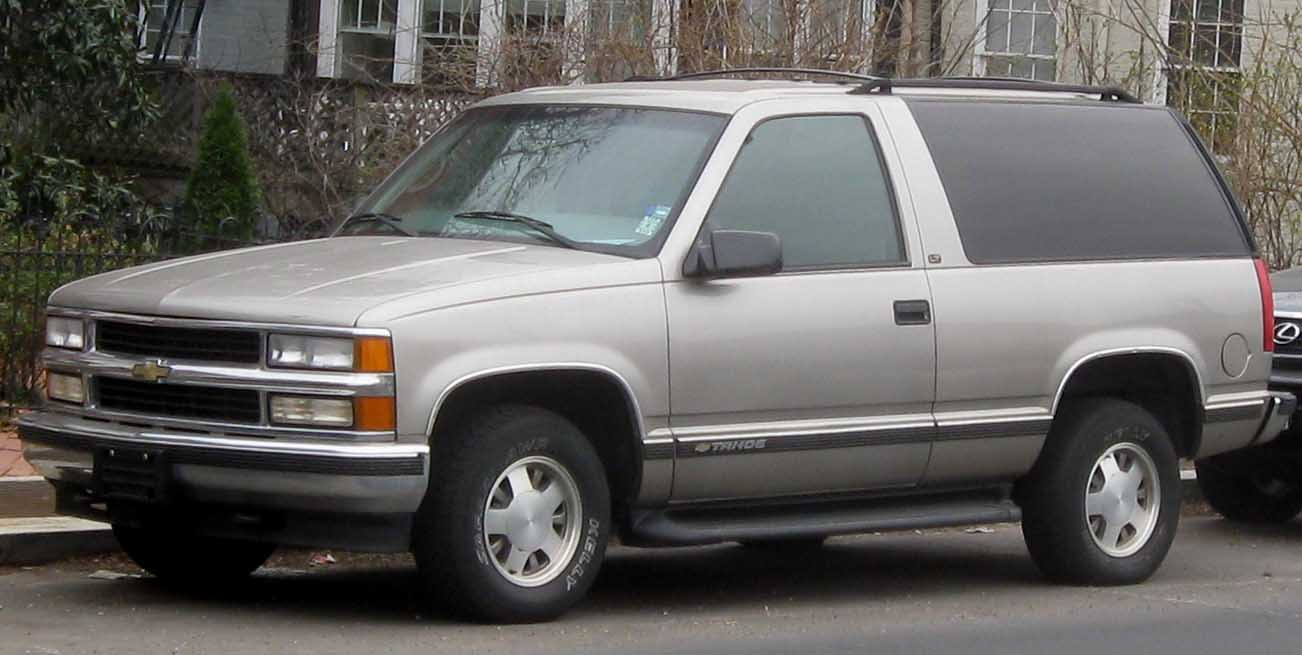 1993 Chevrolet Suburban (gmt400) – pictures, information ...