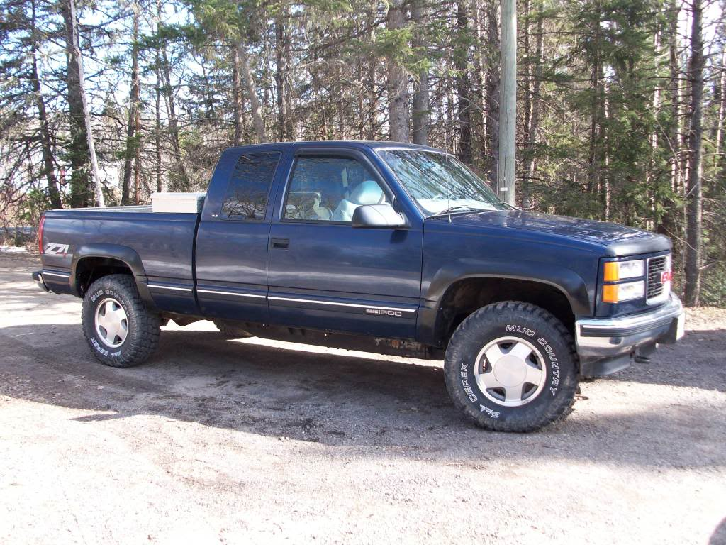 1995 Chevrolet Suburban (gmt400) – pictures, information and