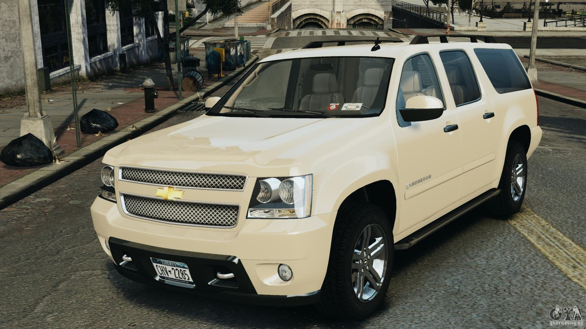 2012 Chevrolet Suburban Gmt900 Pictures Information And