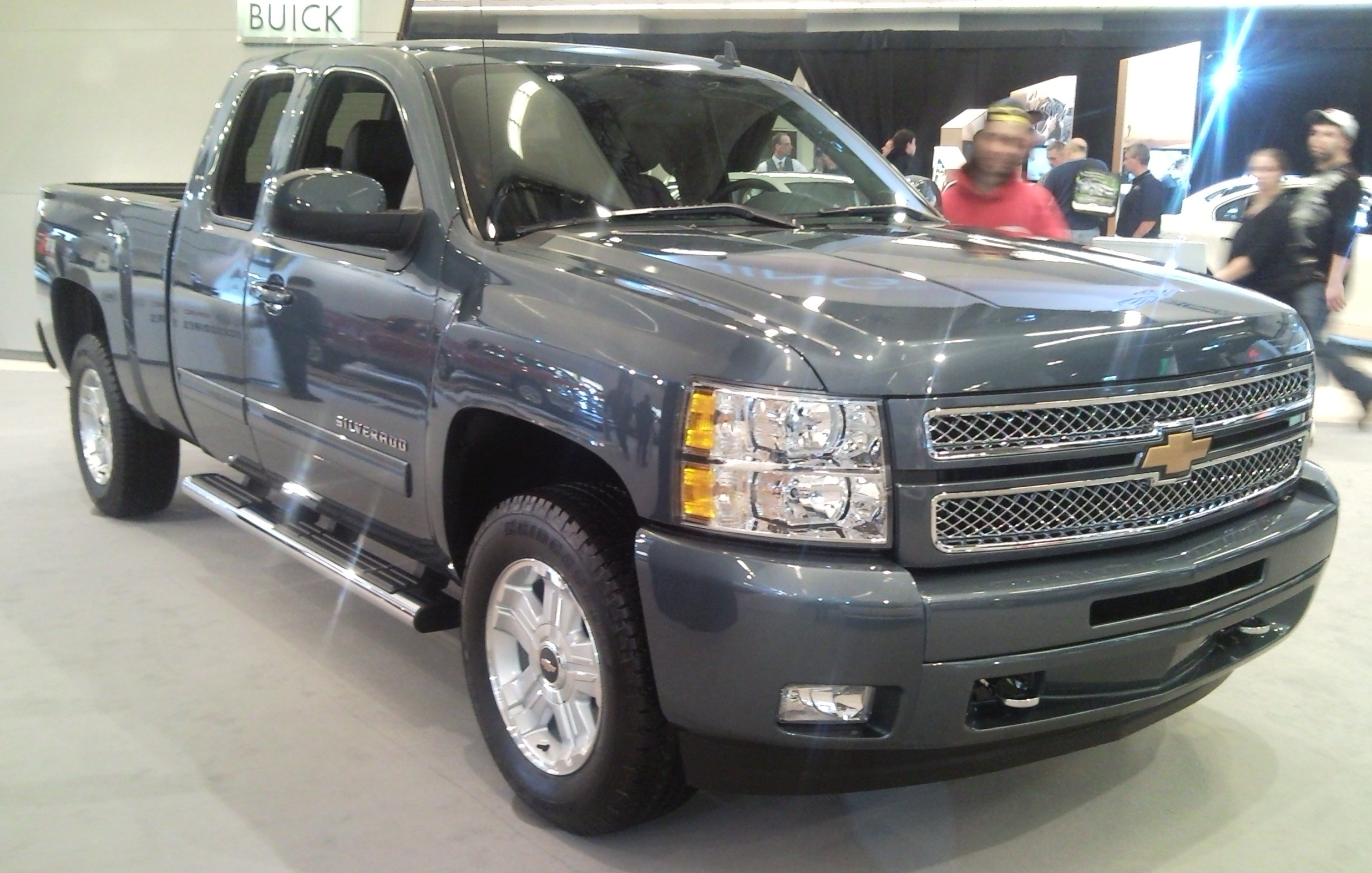 2014 chevrolet suburban gmt900 pictures information and specs auto. Black Bedroom Furniture Sets. Home Design Ideas