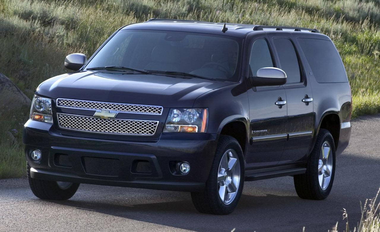chevrolet suburban wallpaper #14