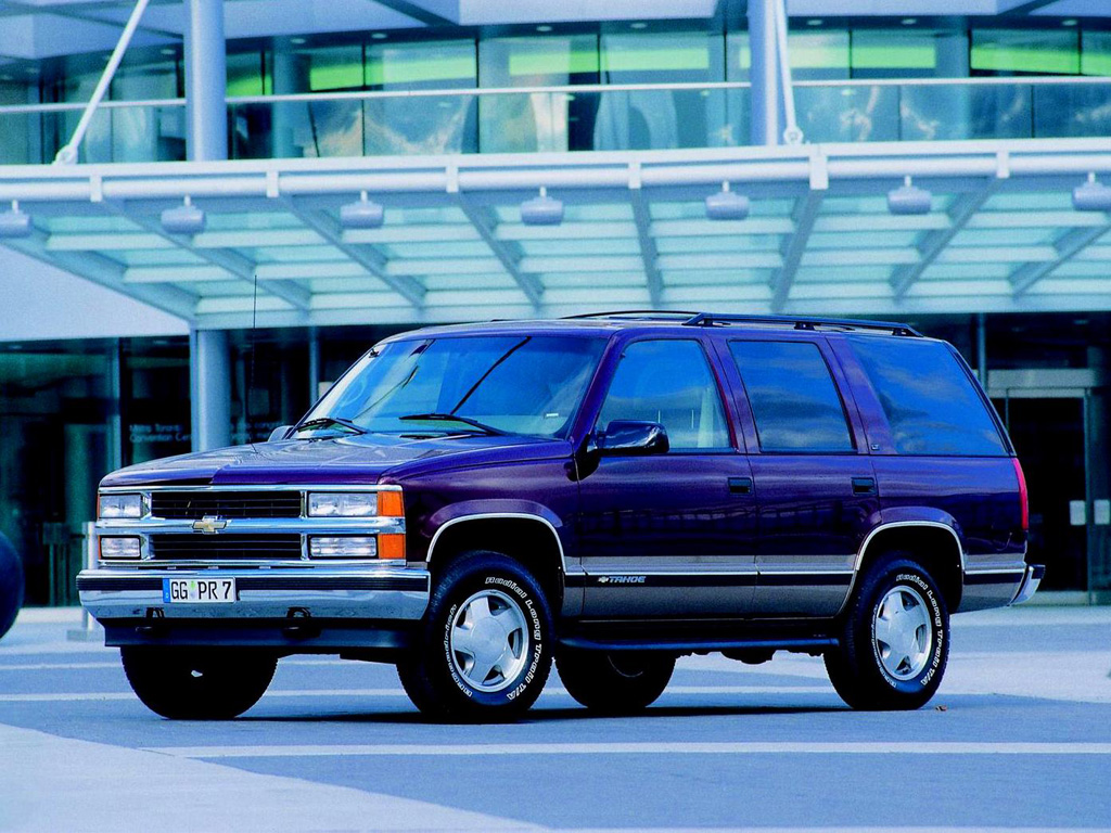 Tahoe 95 chevy tahoe specs : Tahoe » 1995 Chevrolet Tahoe - Old Chevy Photos Collection, All ...