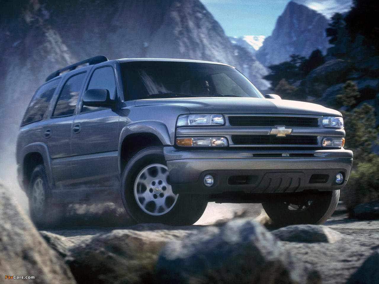 1999 Chevrolet Tahoe Gmt840 Pictures Information And