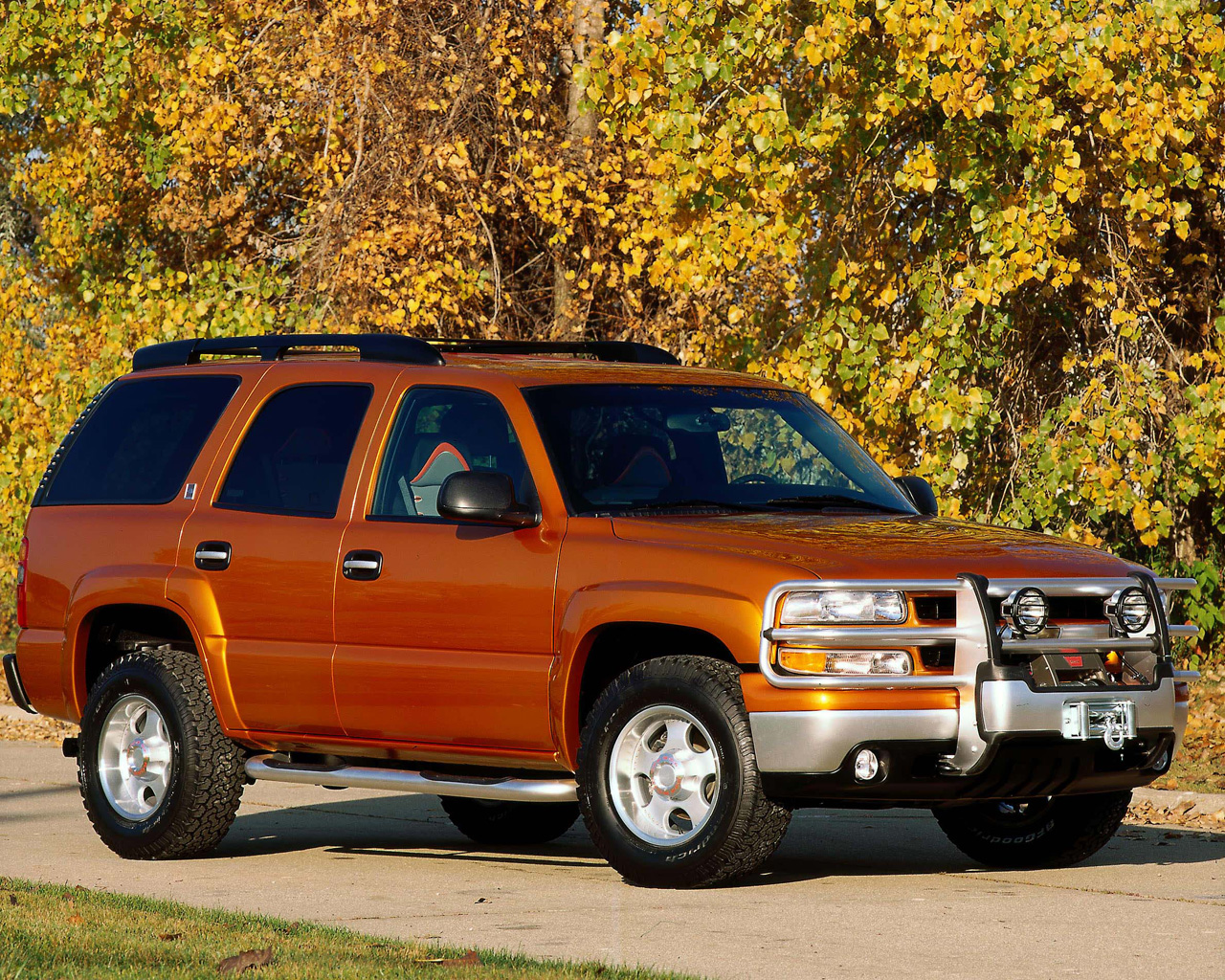 chevrolet tahoe (gmt840) 2000 images #8