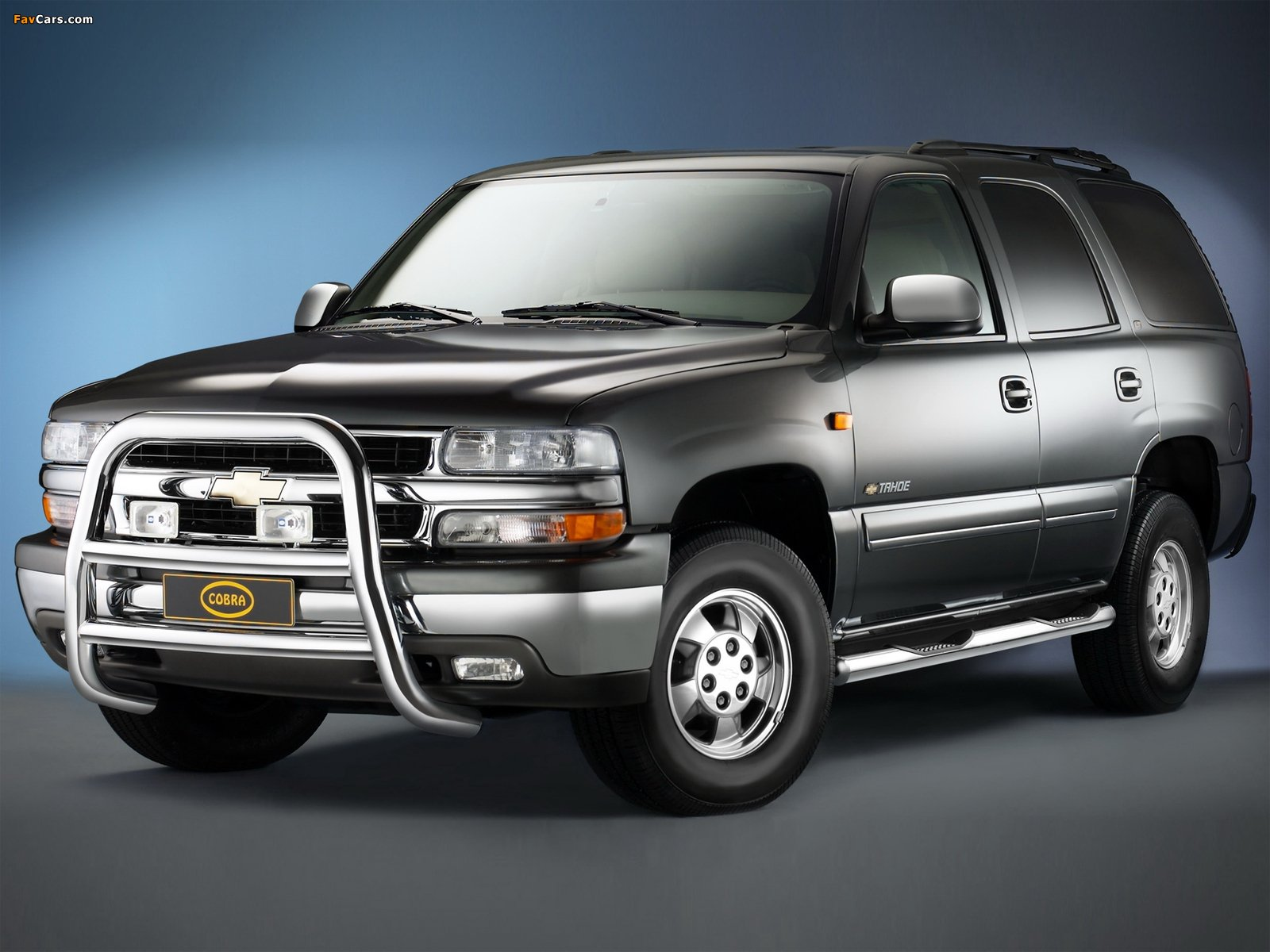 chevrolet tahoe (gmt840) 2000 pictures #3