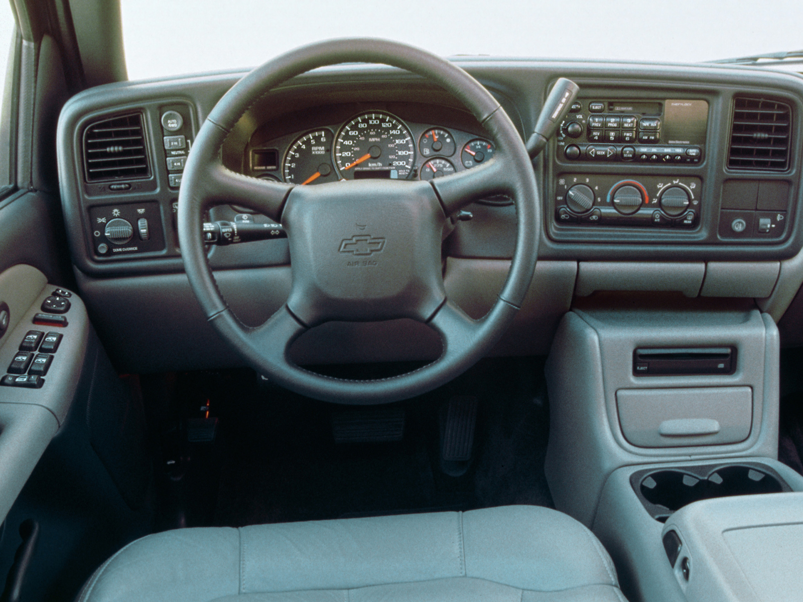 chevrolet tahoe (gmt840) 2000 pictures #11
