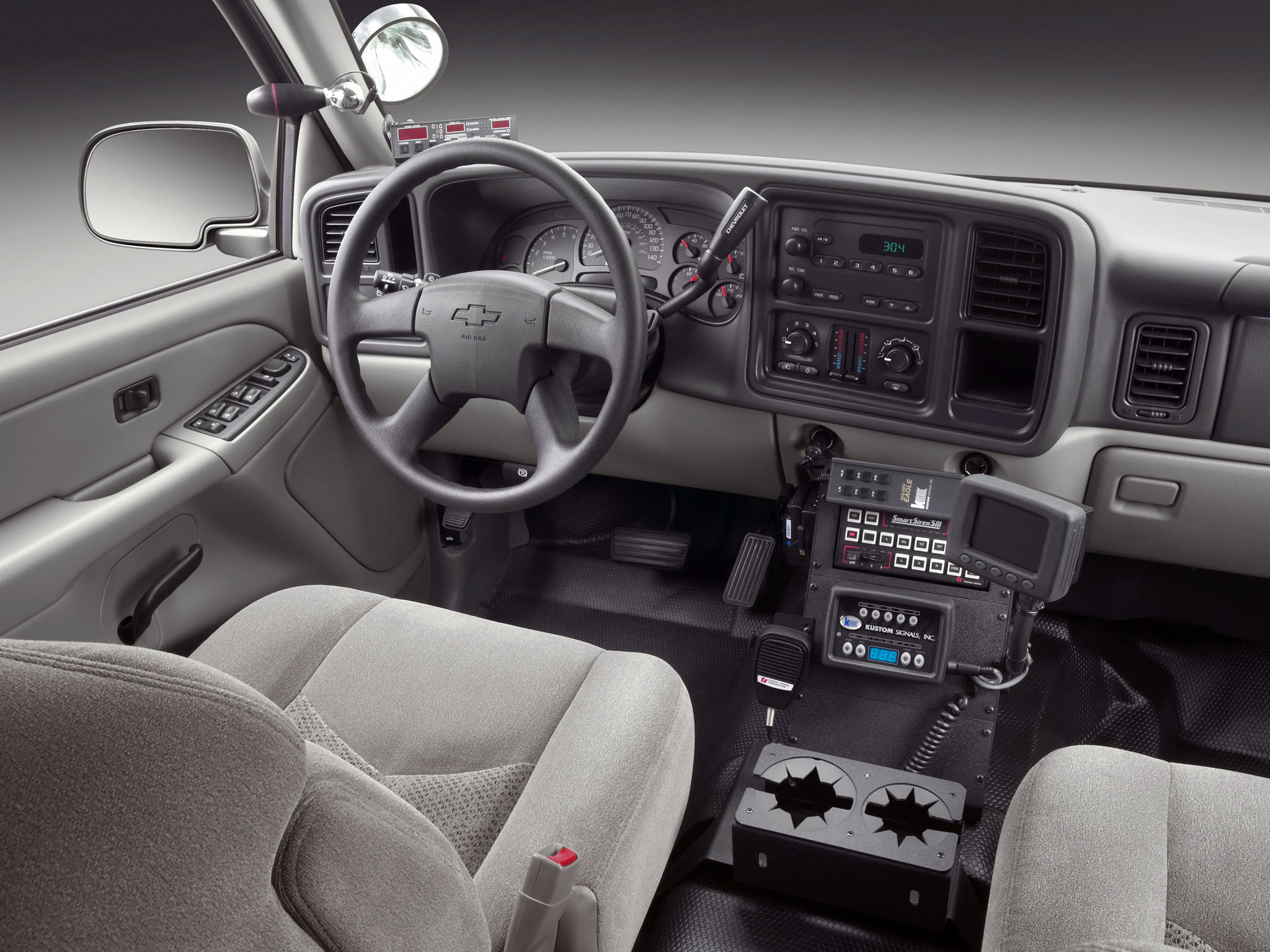 2005 Chevrolet Tahoe gmt840  pictures information and specs