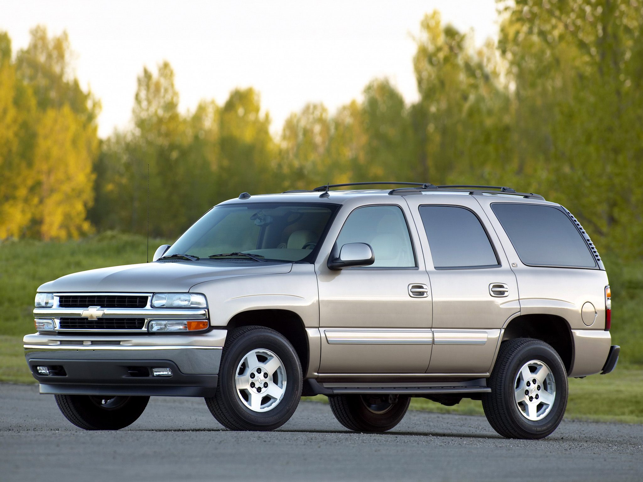 chevrolet tahoe (gmt840) 2006 models #5