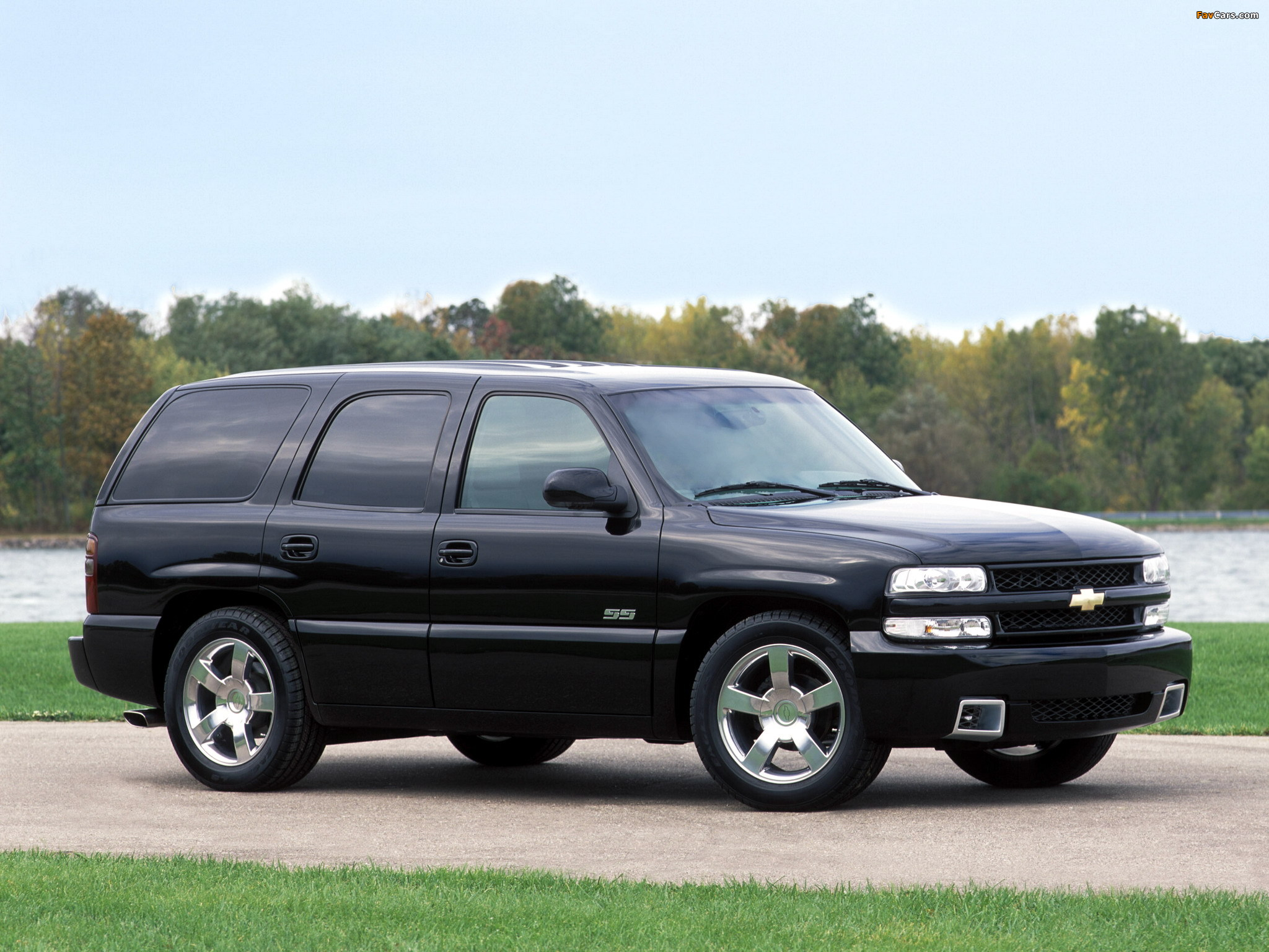 chevrolet tahoe (gmt840) 2006 pictures #1