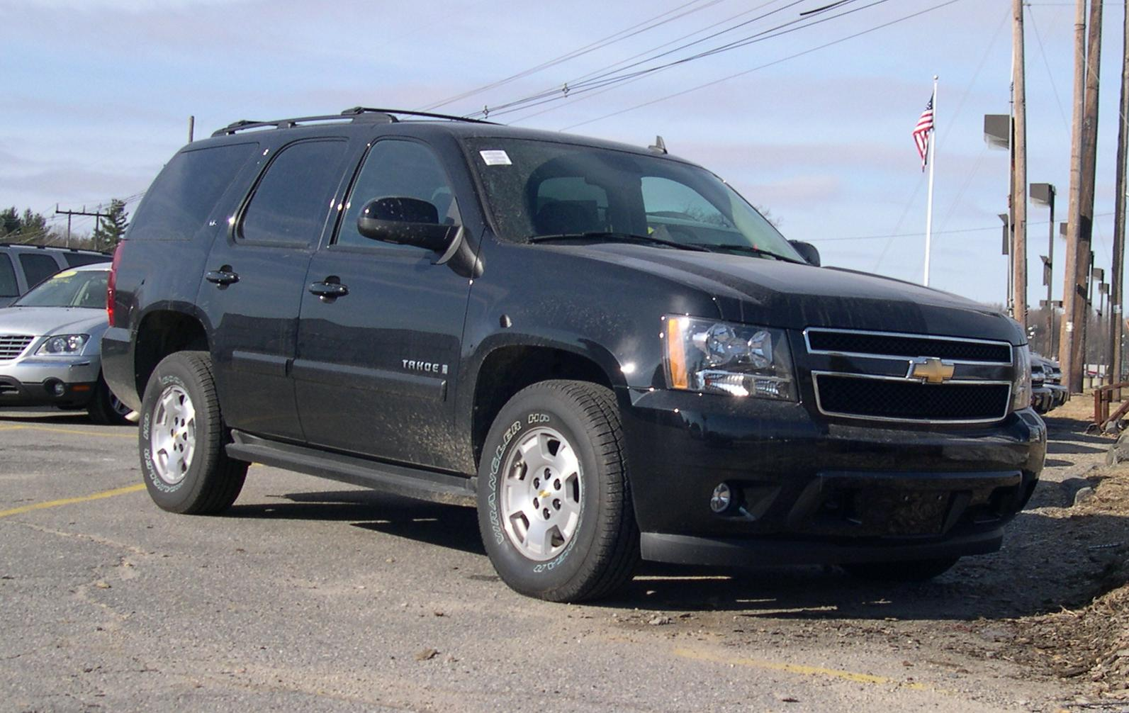 chevrolet tahoe wallpaper #7