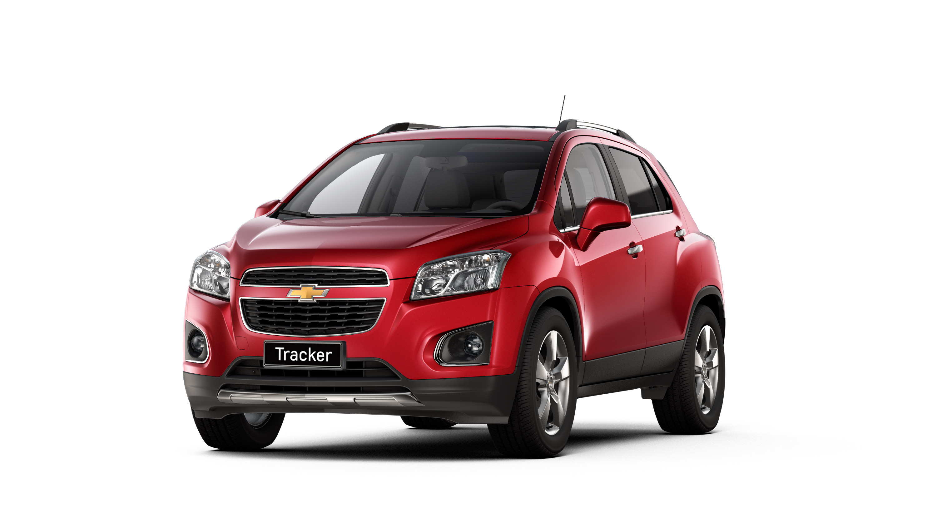 chevrolet tracker images