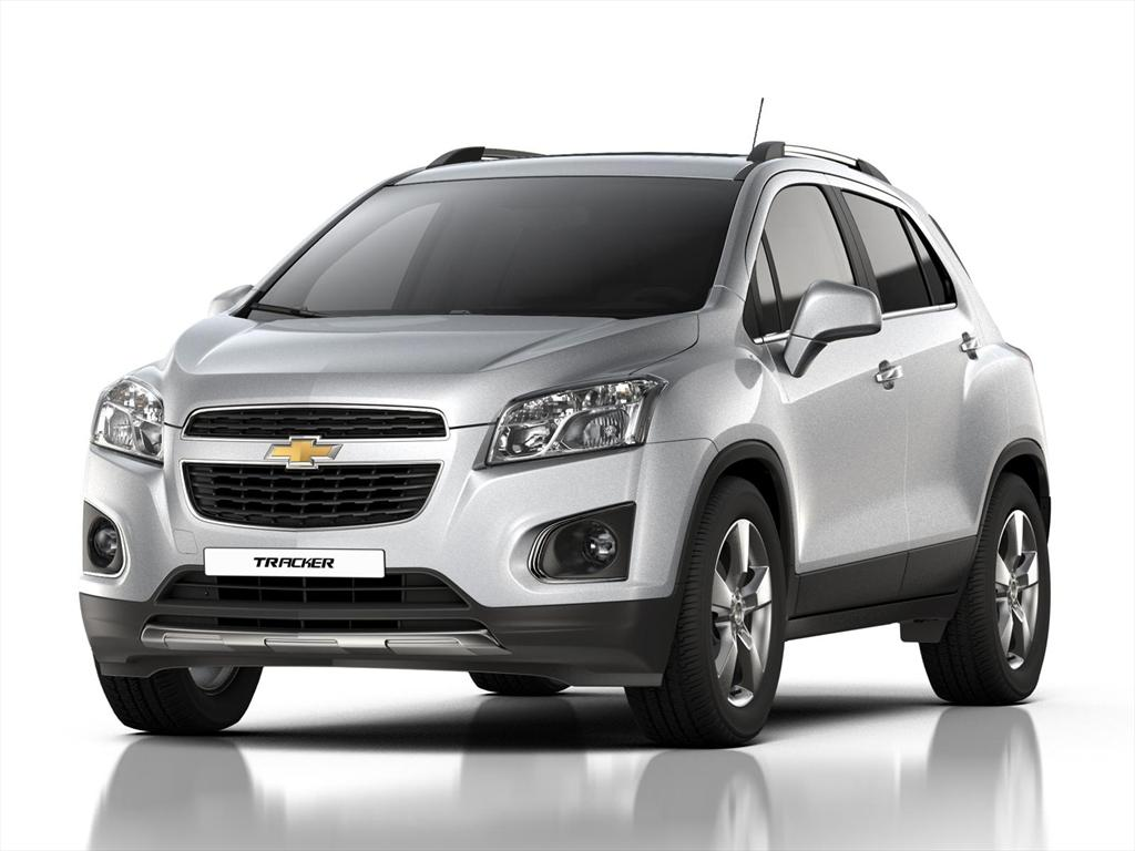 chevrolet tracker seriess