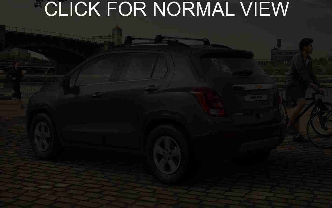 chevrolet tracker wallpaper
