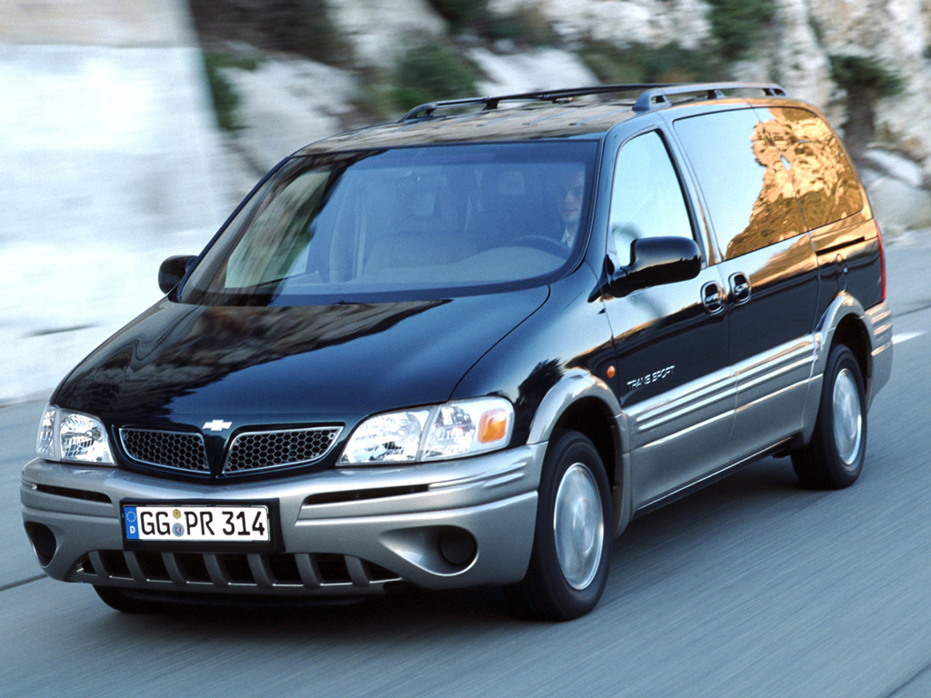 Chevrolet Trans sport   pictures, information and specs - Auto