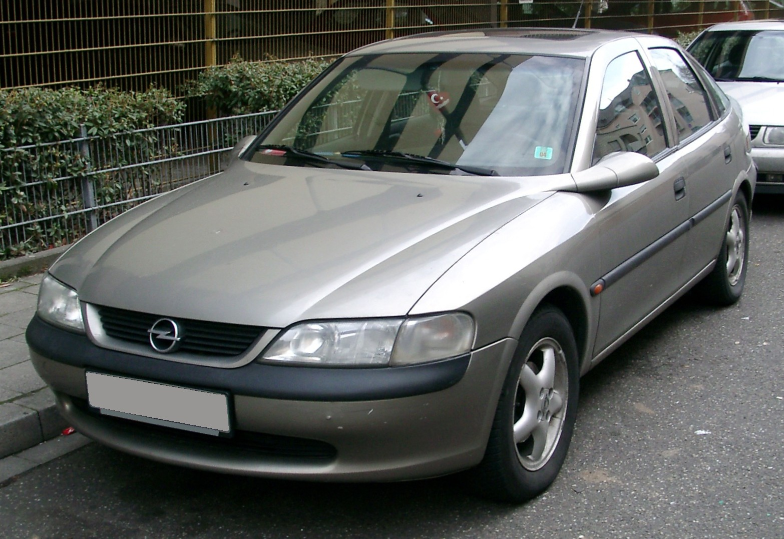 chevrolet vectra seriess #10