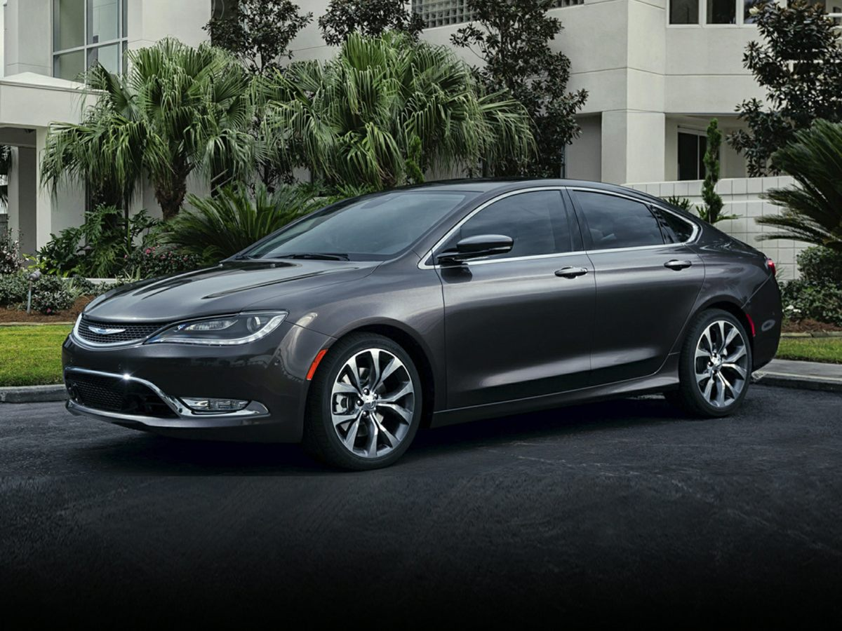 chrysler 200 pictures #11