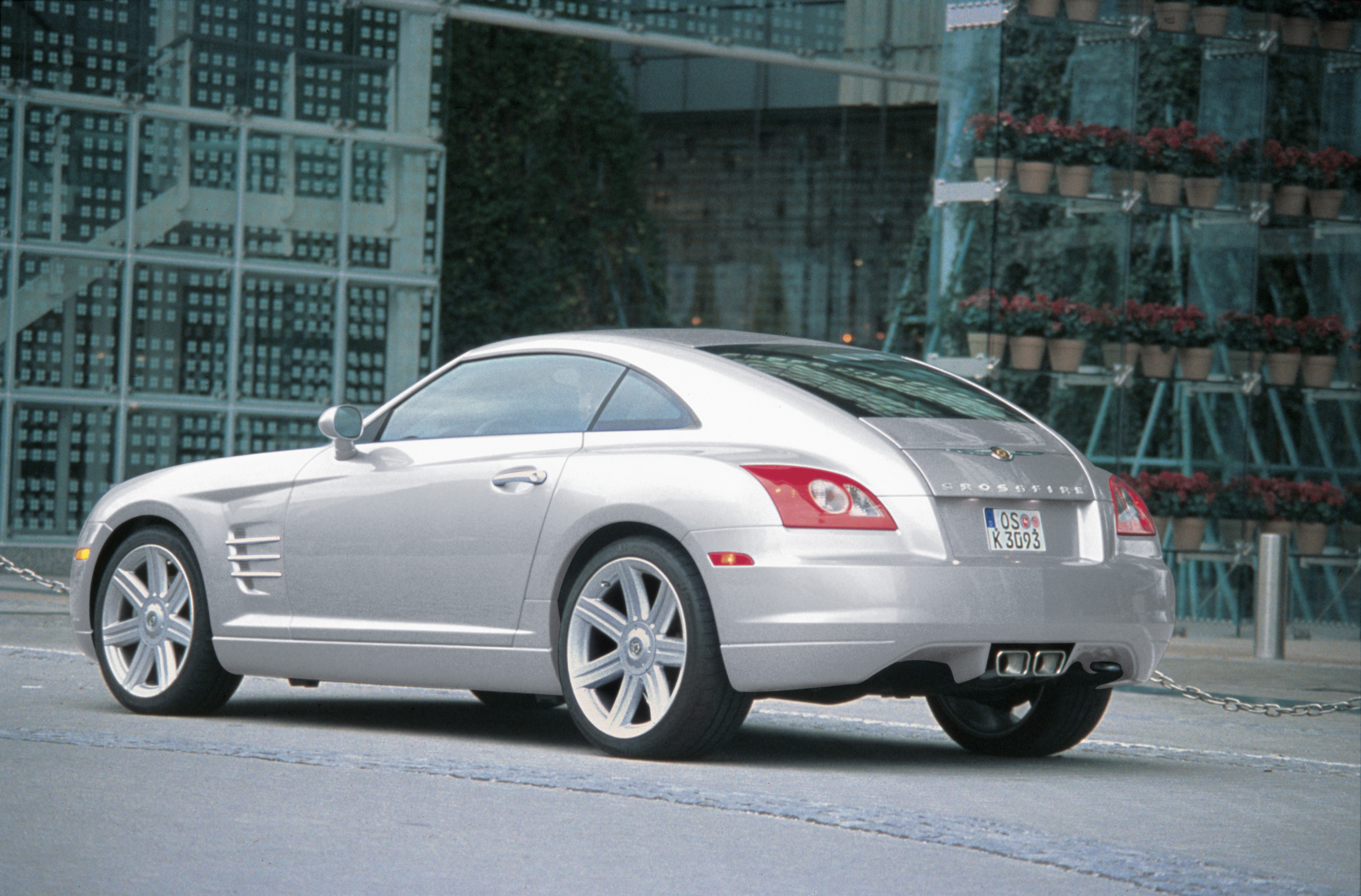 chrysler crossfire pictures