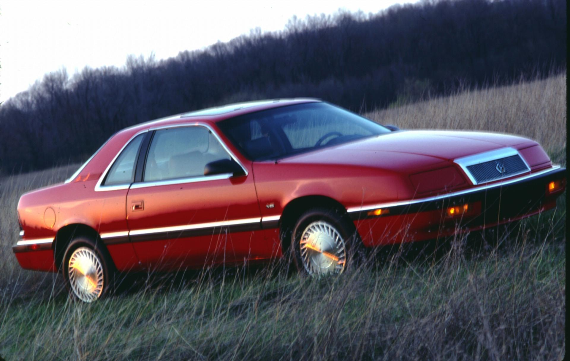 chrysler le baron images #9