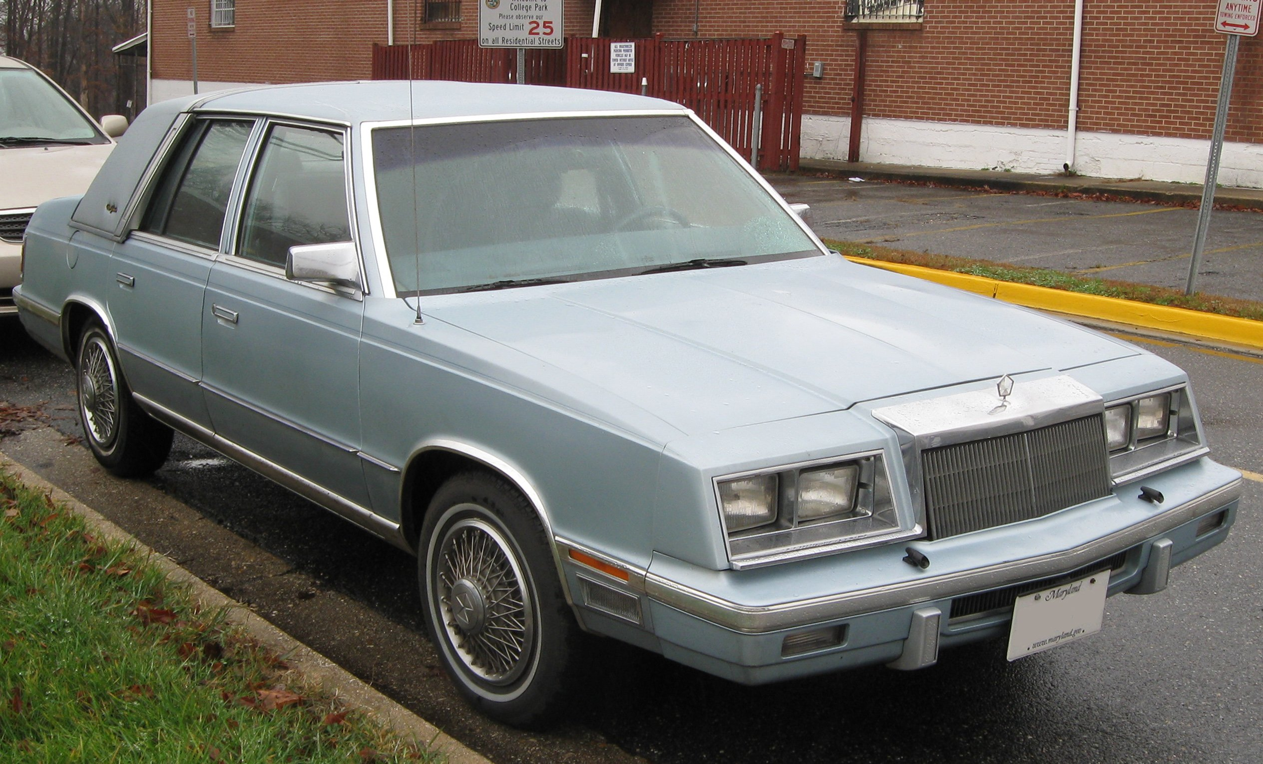 chrysler new yorker pictures #7