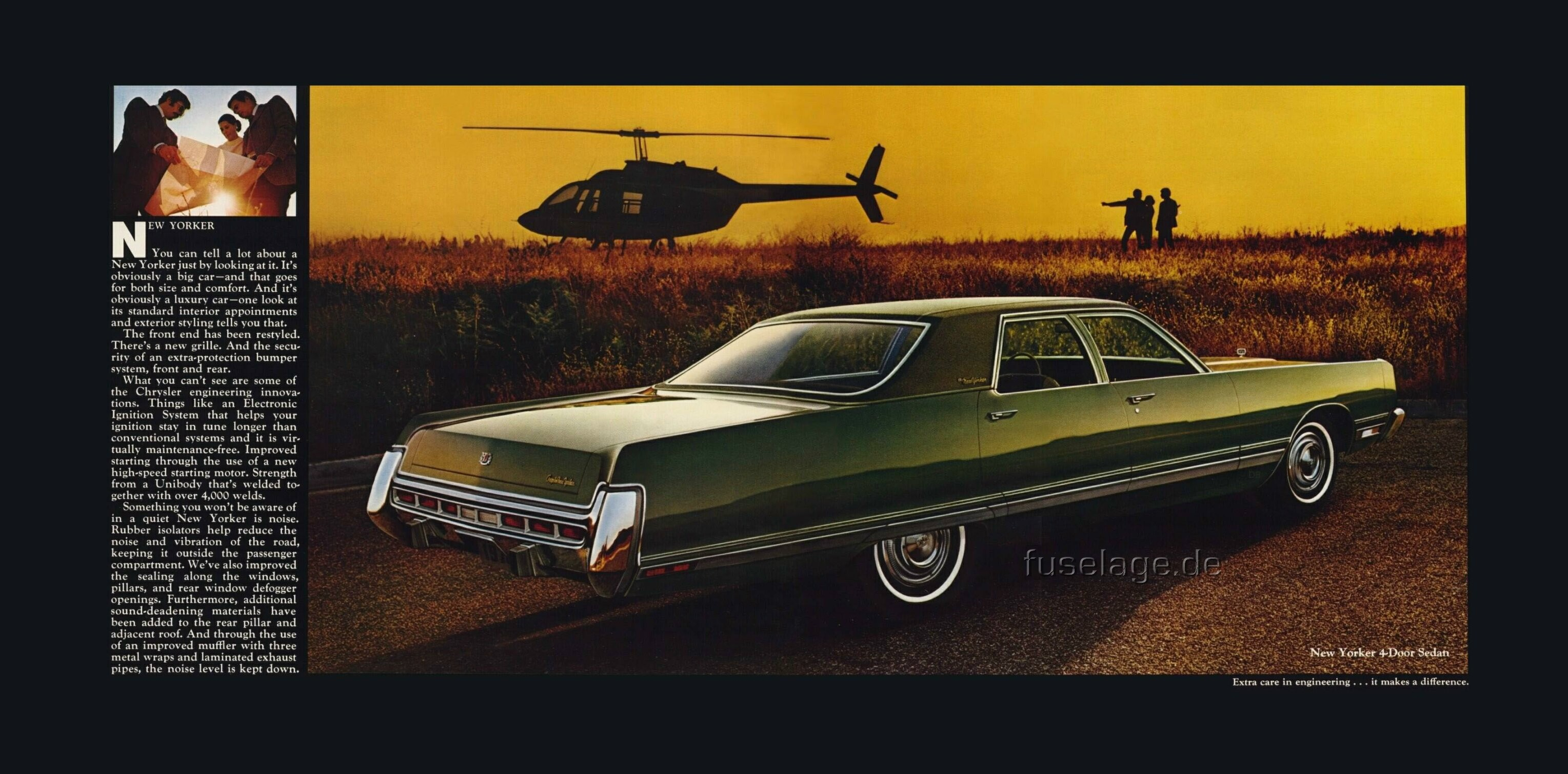 chrysler new yorker wallpaper