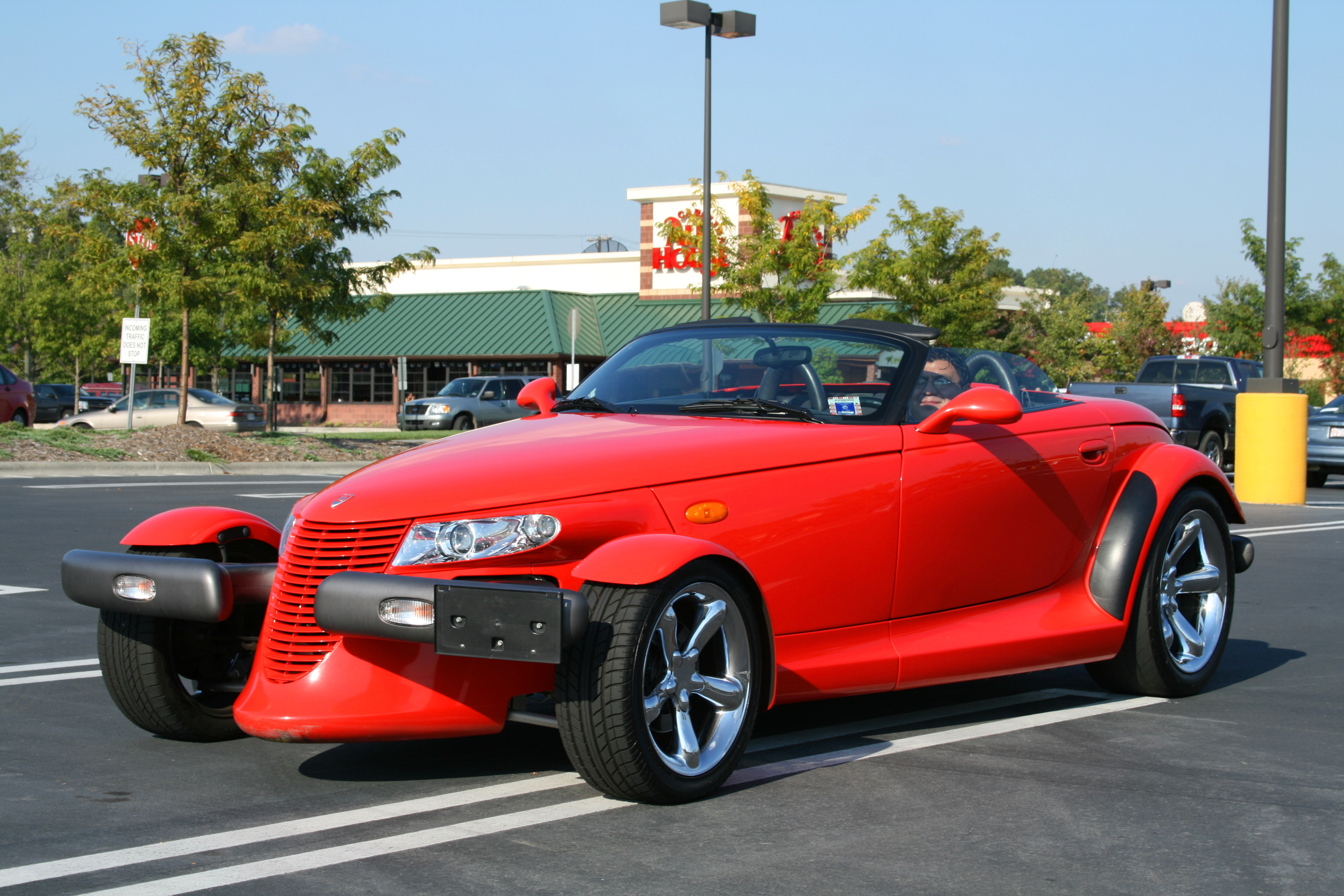 chrysler prowler pictures #1