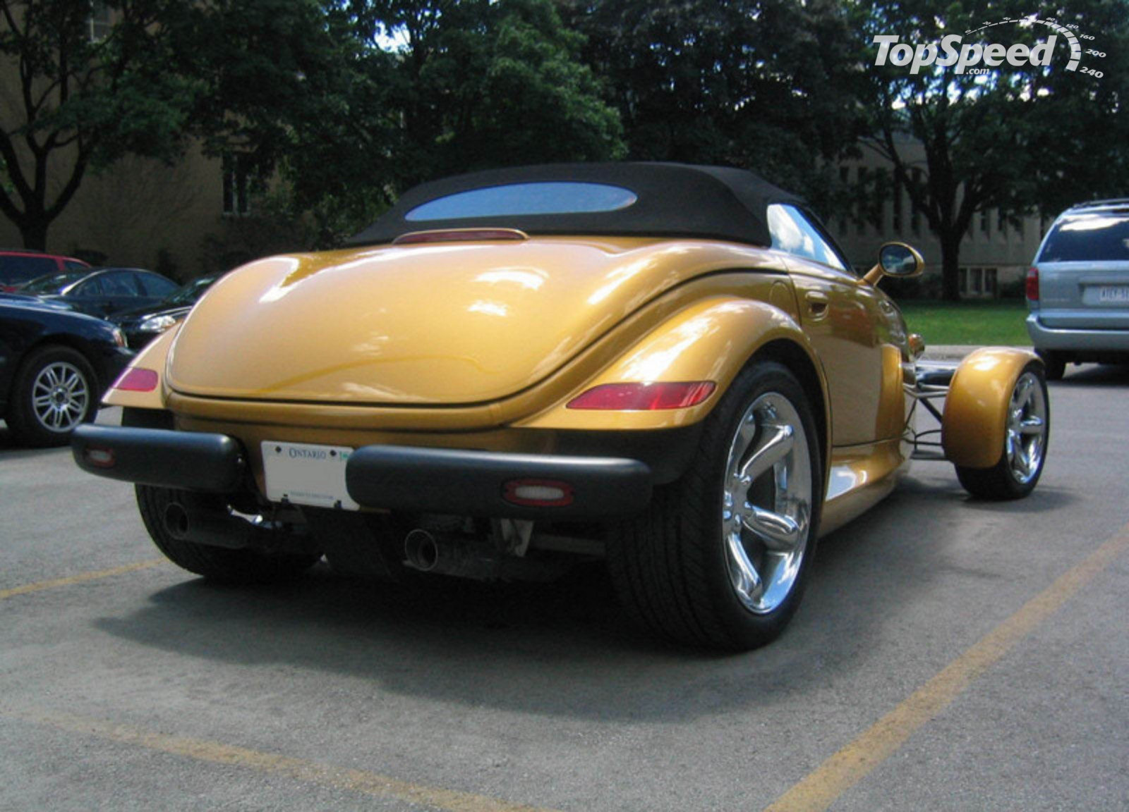 chrysler prowler pictures #9