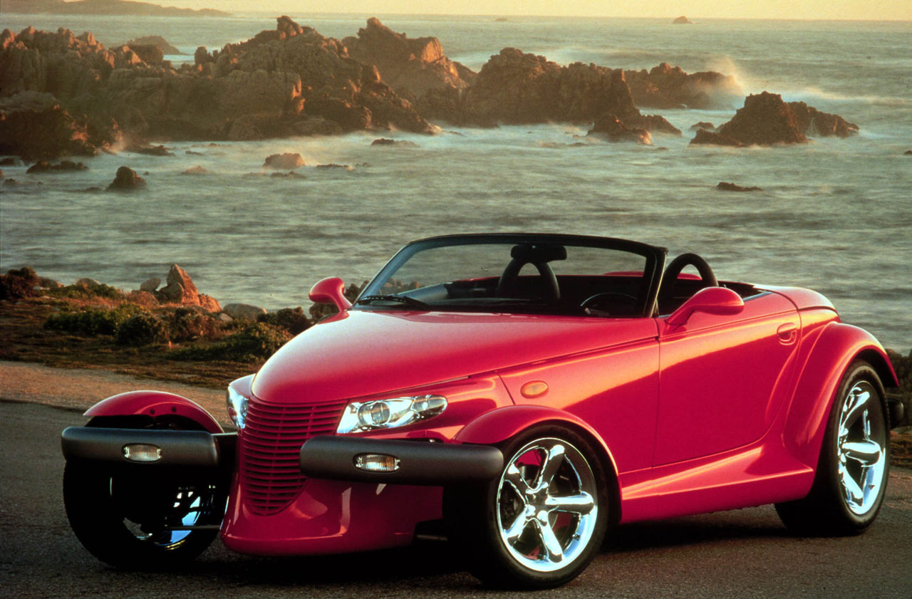 chrysler prowler wallpaper #7