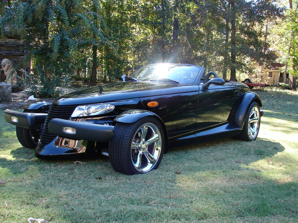 chrysler prowler wallpaper