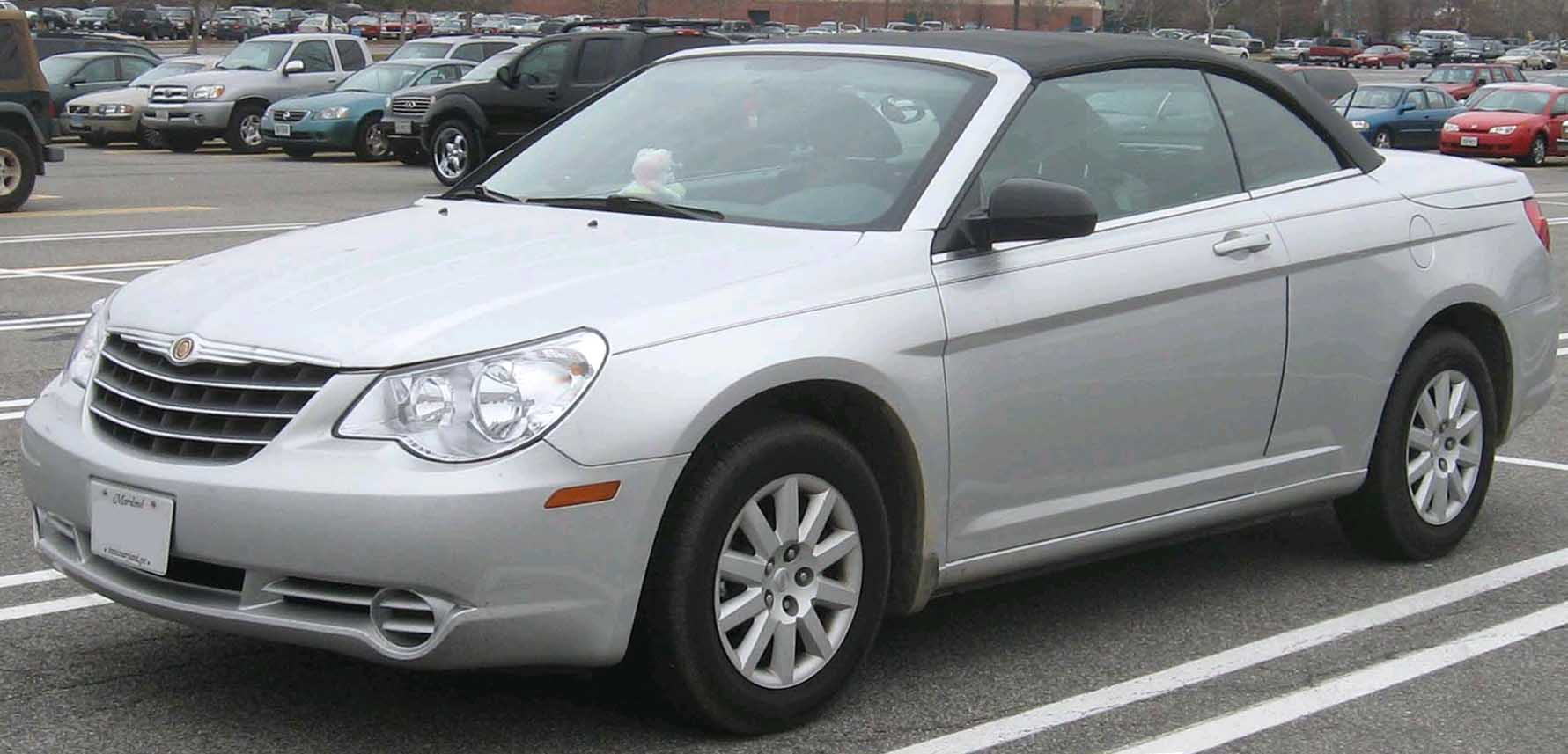 chrysler sebring pictures #4