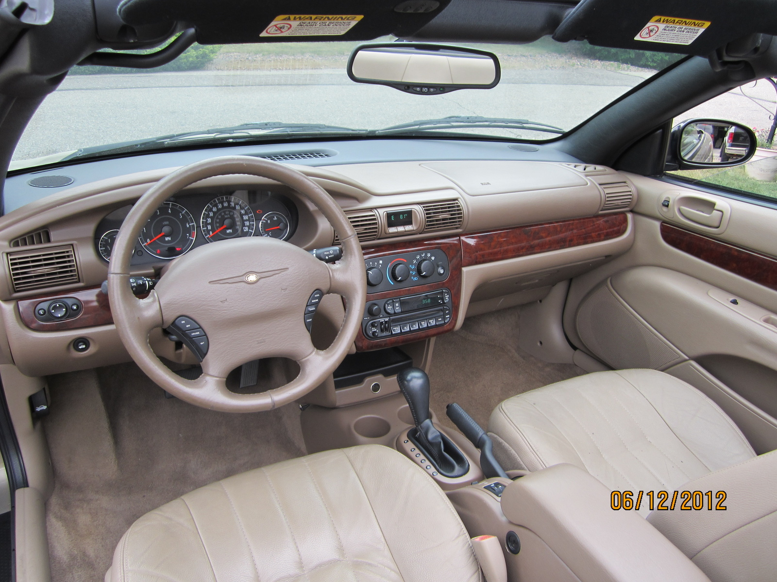 chrysler sebring pictures #12