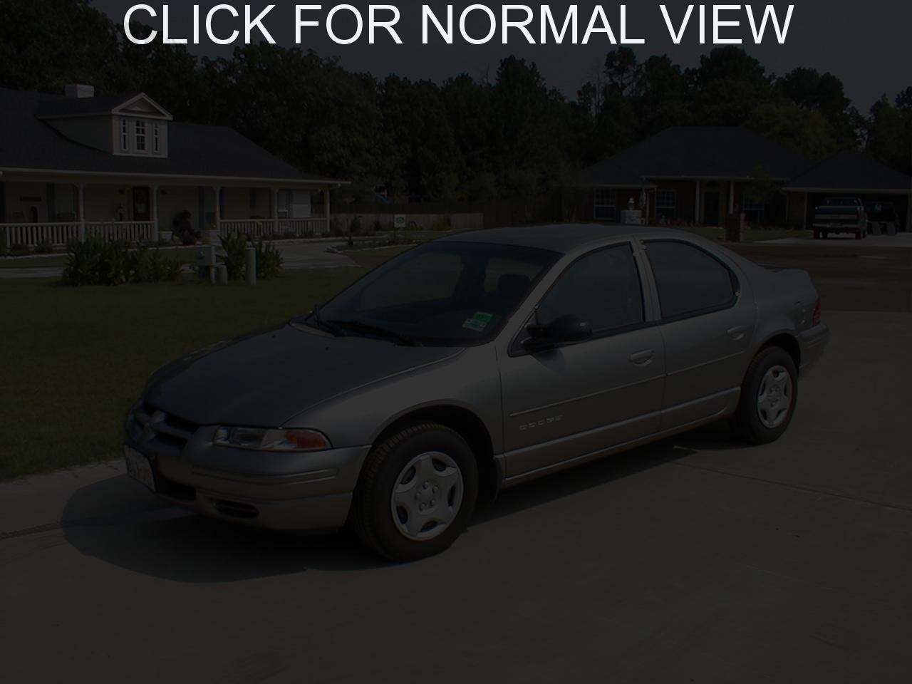 chrysler stratus wallpaper