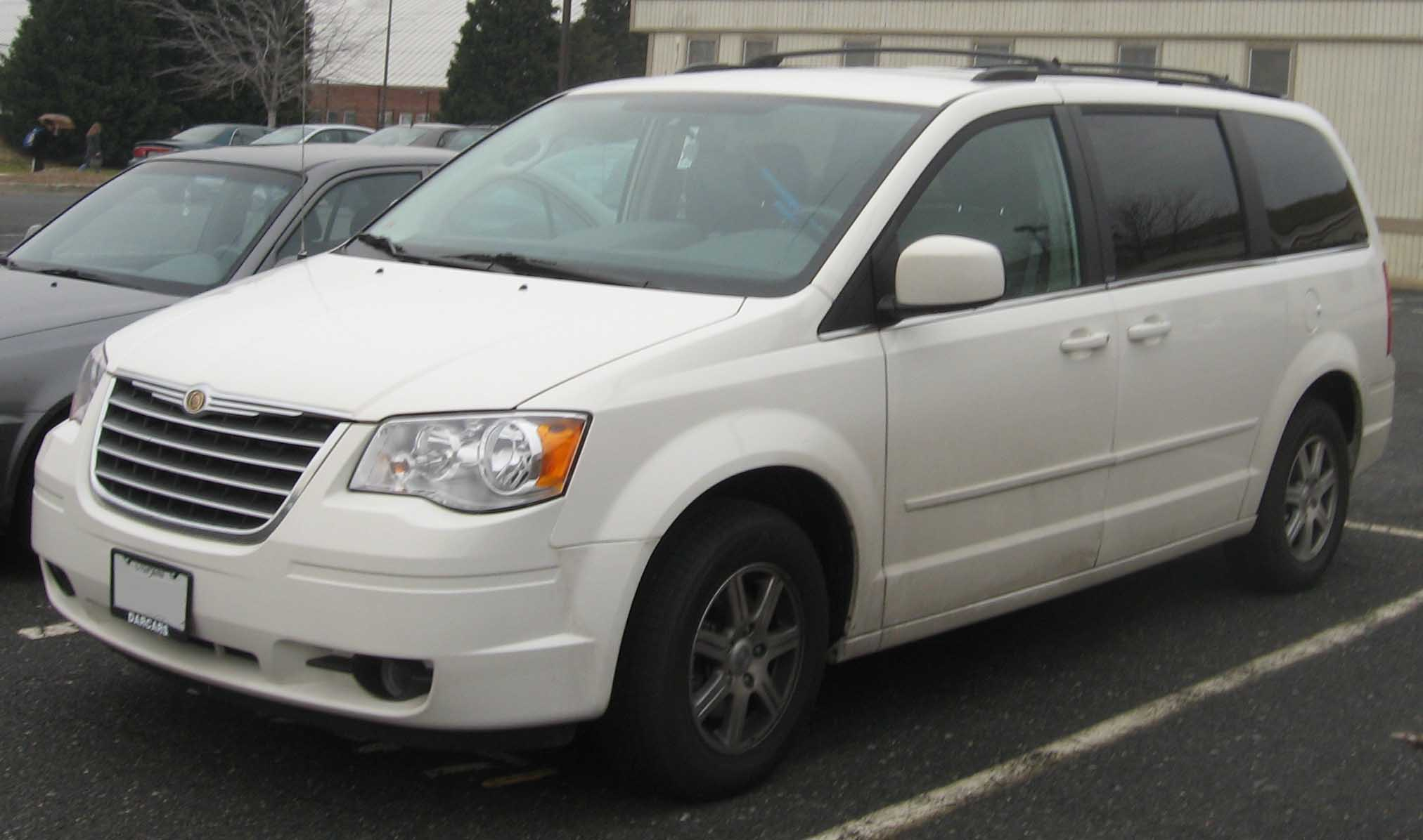 chrysler town & country pics #10