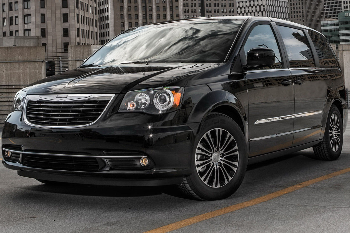chrysler town & country wallpaper #13