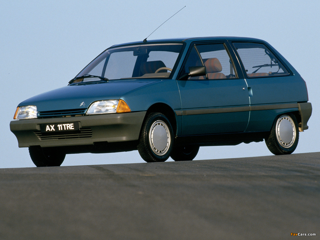 citroen ax seriess #10