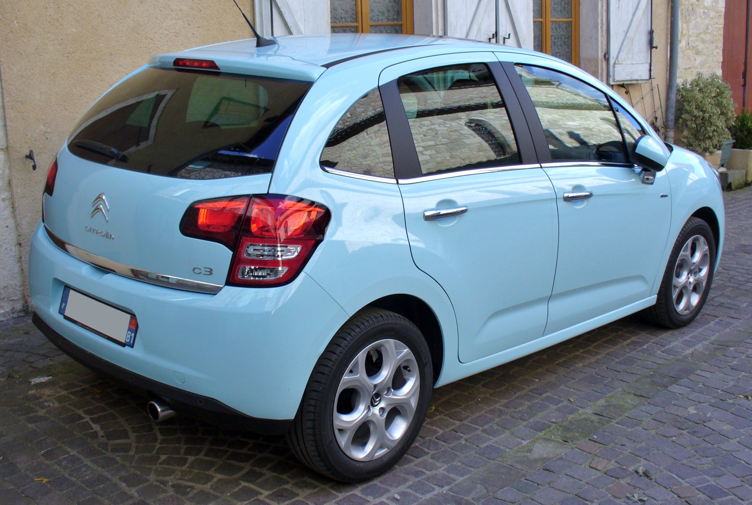 citroen c3 wallpaper #10