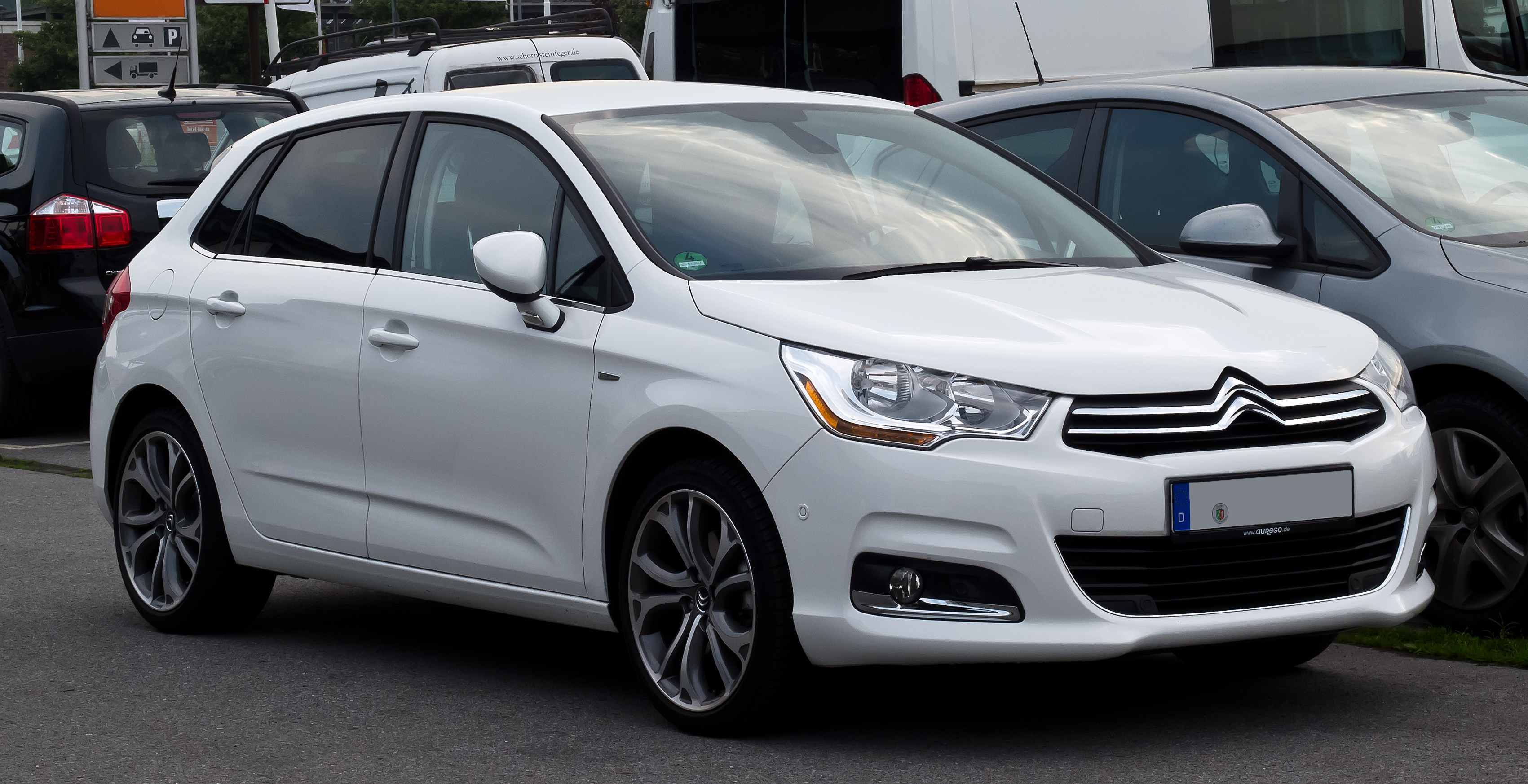 citroen c4 seriess #1